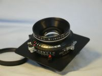 '        APO Sironar N 5.6 150mm -TOTALLY MINT- ' Rodenstock APO Sironer N 150mm f5.6 Lens in Copal No.0 Shutter in Horseman Plate -NICE- £299.99